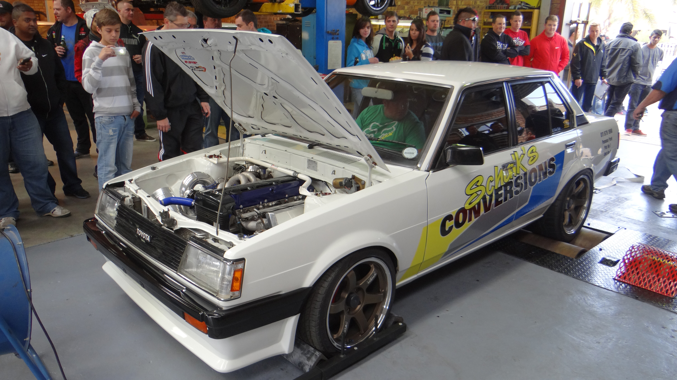 Event Review Dyno Day Schalk S Conversions Twincam
